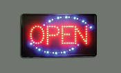 OPEN SIGN LED