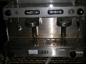 Heavy Duty Espresso Machine