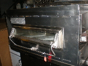 Middleby marshall conveyor single pizza oven