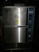 Double Cleveland Convection Steamer