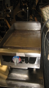 18 inch APW Wyott Gas Griddle