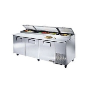 True Manufacturing TPP-93 Pizza Preparation Table