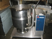 Groen Double Jacketed Steam Kettle