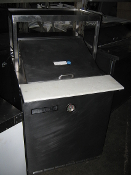 Used Delfield 22 inch 1 door Mega Top Sandwich Prep