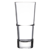 Libbey 15713 Endeavor 12 oz. Stack able Beverage Glass