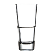 Libbey 15714 Endeavor 14 oz. Stackable Beverage Glass