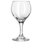 Libbey 3964 Teardrop 8.5 oz. Red Wine Glass