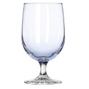 Libbey 8512A4 16 oz. Montibello Misty Blue Iced Tea Glass
