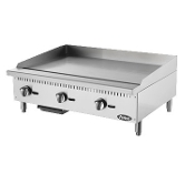 Heavy Duty 36'' Manual Griddle by Atosa ATMG-36