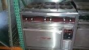 SouthBend Commercial Electric Range
