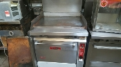 Vulcan Range 36 Inch Griddle Convection Oven Combo