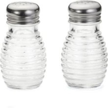 2 oz Beehive Salt and Pepper Shakers